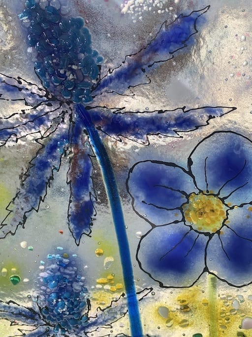 Stained glass & fused glass classes glasgow